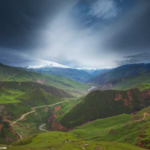 Azerbaijan Mountains